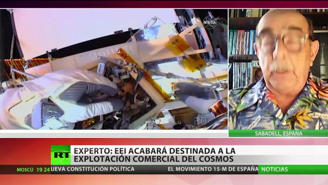 El incierto destino de la Estación Espacial Internacional: ¿plataforma insustituible u obsoleta?