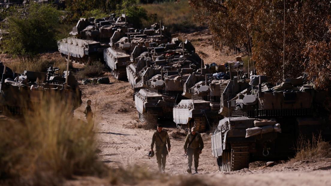 """""""Error sin mala fe"""": las Fuerzas de Defensa de Israel niegan que el tuit sobre la supuesta invasión de Gaza buscara confundir a Hamás"""