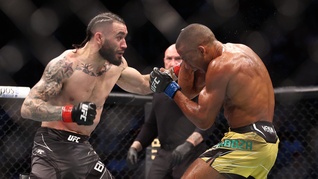 """""""Nunca había visto algo así"""": un luchador de MMA sorprende con un nocaut 'con efecto retardado' (VIDEO)"""
