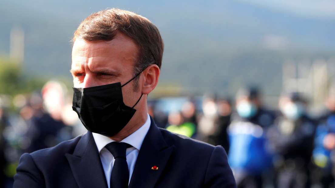 """Su iniciativa """"debilita a nuestra institución"""": director de la Policía francesa responde a los exoficiales que firmaron una carta a Macron"""