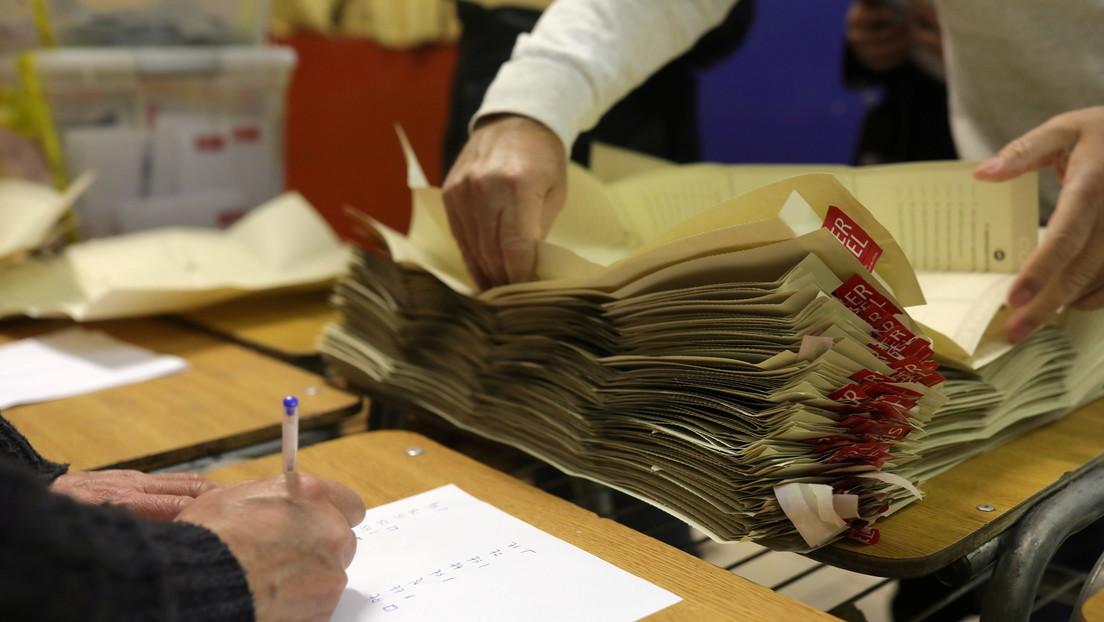 Resultados preliminares de la elección constituyente en Chile: independientes obtienen un 35,68 % de votos