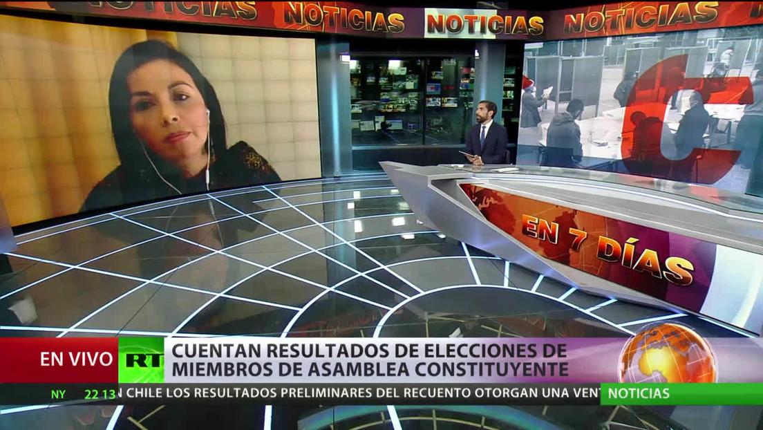 Experta: Los pueblos indígenas garantizarán cambios estructurales en la nueva Constitución de Chile