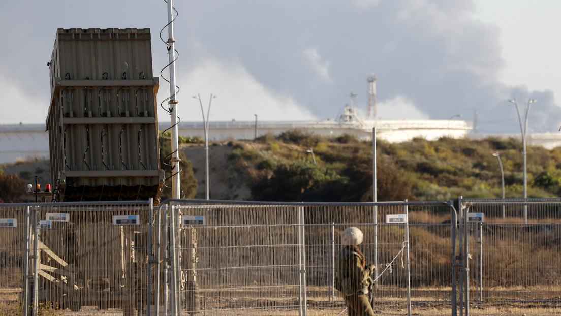 Las sirenas de defensa antiaérea de Israel se activan al sur del país