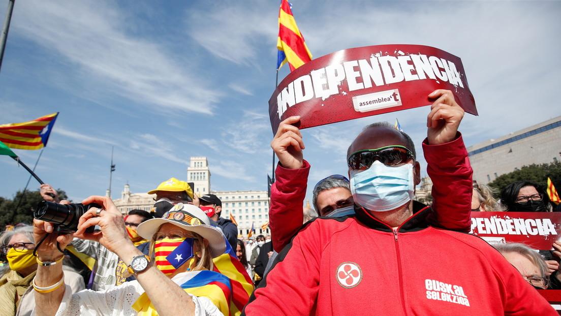 La Justicia española archiva la investigación secreta sobre la presunta trama rusa del proceso independentista catalán
