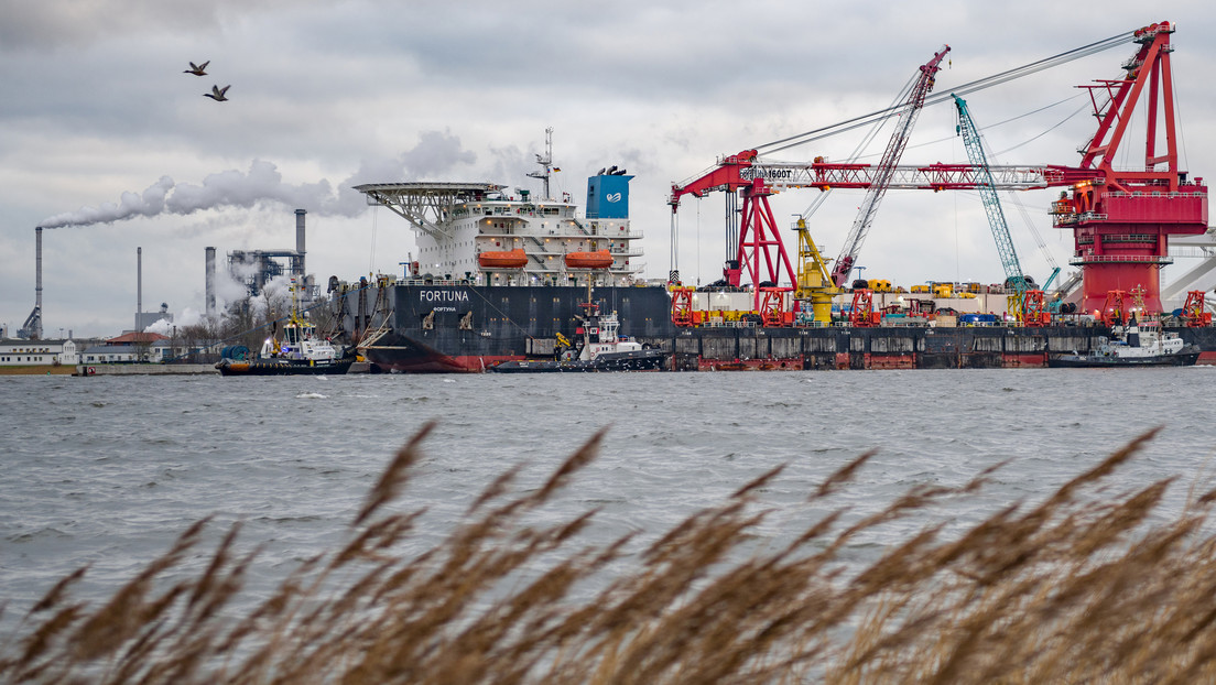 El regulador alemán permite comenzar la construcción de un tramo de Nord Stream 2 en aguas nacionales