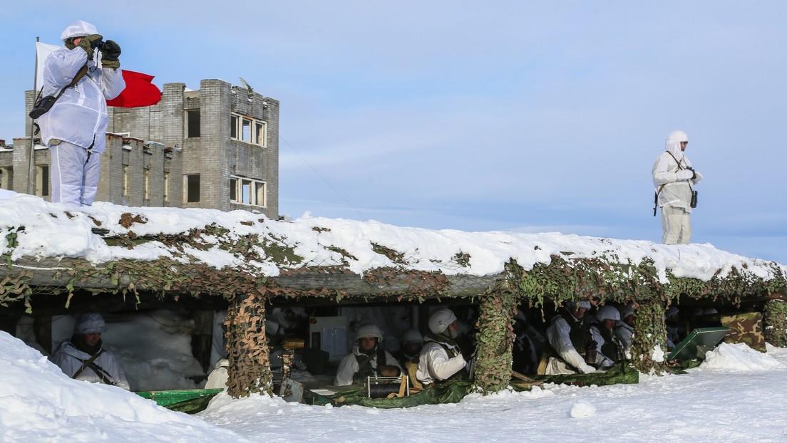 """Lavrov ante las """"quejas"""" de EE.UU. sobre la actividad militar rusa en el Ártico: """"Es nuestro territorio, todo lo que hace Rusia allí es legítimo"""""""