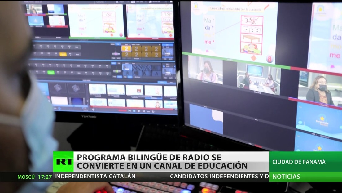 Un programa bilingüe de radio se convierte en un canal de educación en Panamá