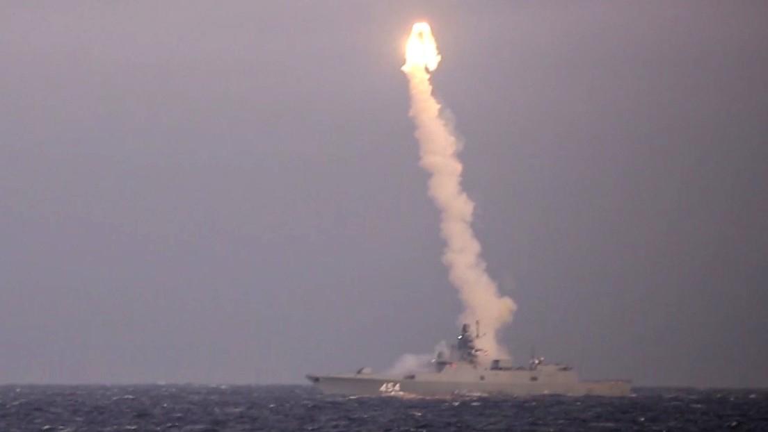 El misil hipersónico ruso Tsirkón en la recta final: este año terminan sus pruebas estatales