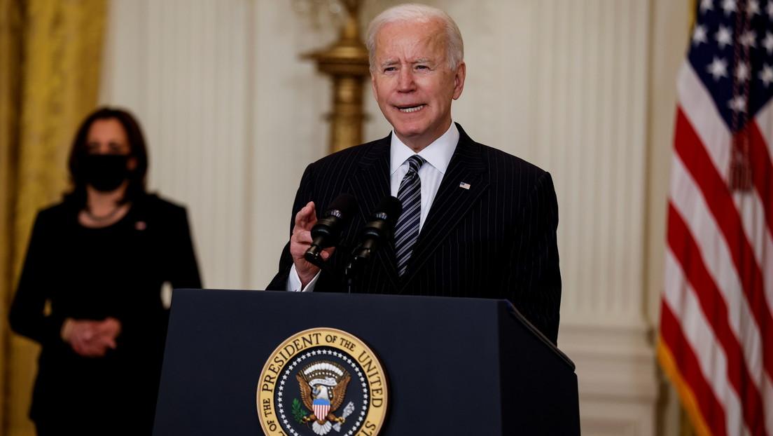 """Biden reitera su """"firme apoyo al derecho de Israel a defenderse"""" y expresa su """"apoyo a un alto el fuego"""" en medio de la tensión en la Franja de Gaza"""