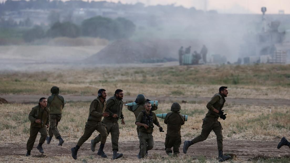 Las Fuerzas de Defensa de Israel estiman cuánto tiempo durará su operación en la Franja de Gaza
