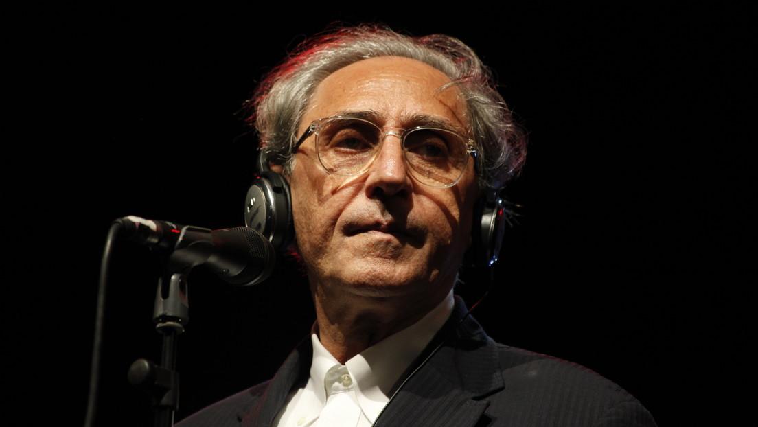 Muere el músico italiano Franco Battiato