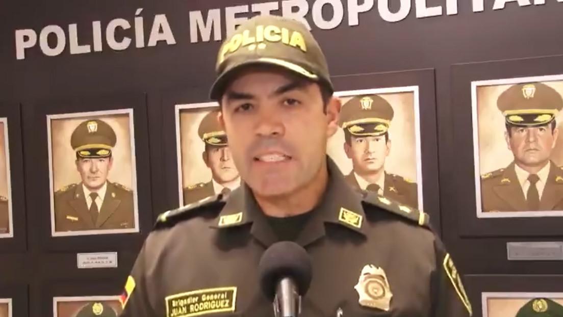 Reportan la renuncia del comandante de la Policía de Cali tras semanas de represión en el epicentro de las protestas en Colombia