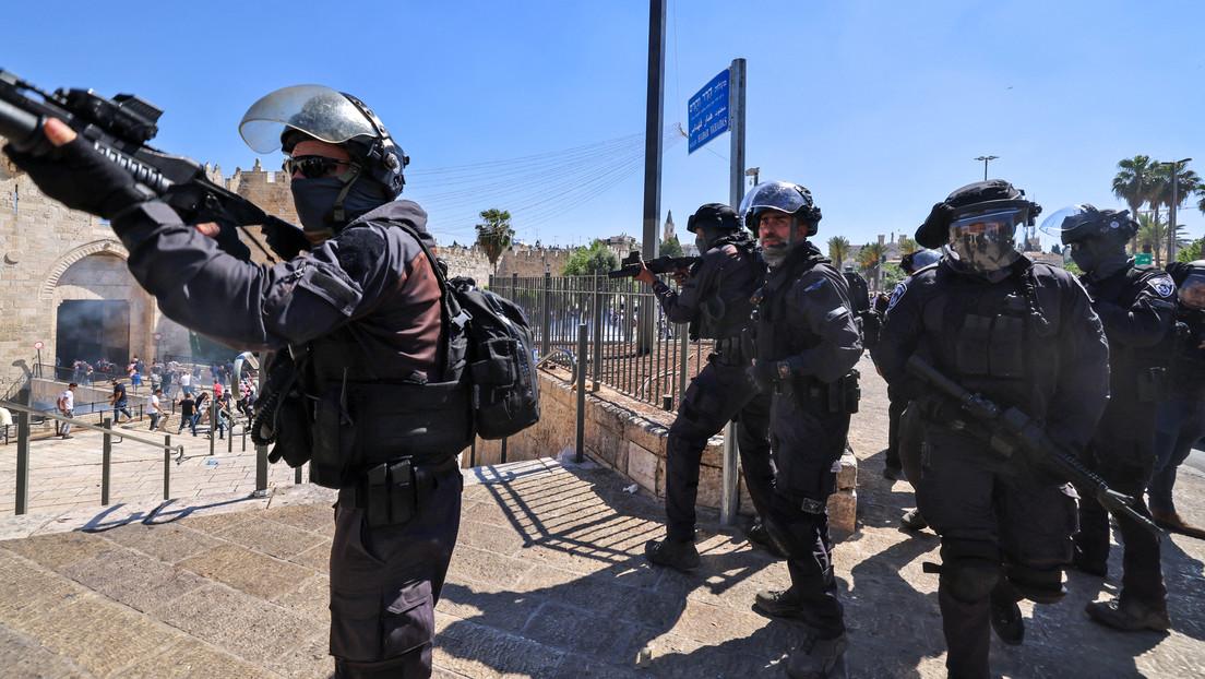 """China acusa a EE.UU. de """"echar más leña al fuego"""" al conflicto palestino-israelí, tras reportes de que Washington aprobó vender más armas a Tel Aviv"""