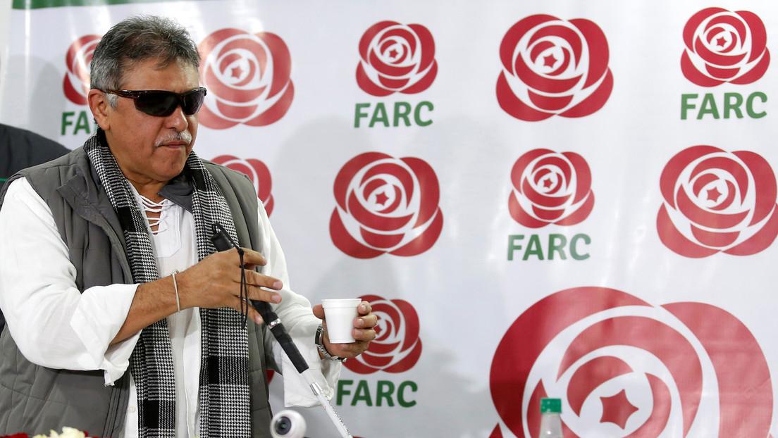 Las disidencias de las FARC confirman la muerte de 'Jesús Santrich'