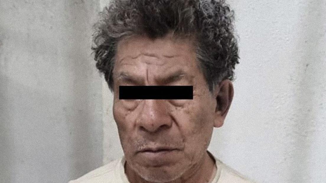 Detienen a un presunto feminicida mexicano, sospechoso de haber asesinado y desmembrado a sus víctimas en el sótano de su casa