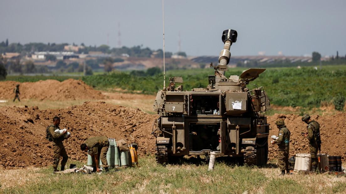 Israel detecta el lanzamiento de 4 cohetes desde el Líbano y responde con fuego de artillería