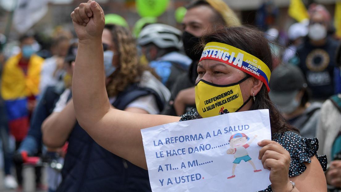 El Congreso de Colombia archiva la reforma de la salud, una de las peticiones del Comité Nacional de Paro al Gobierno