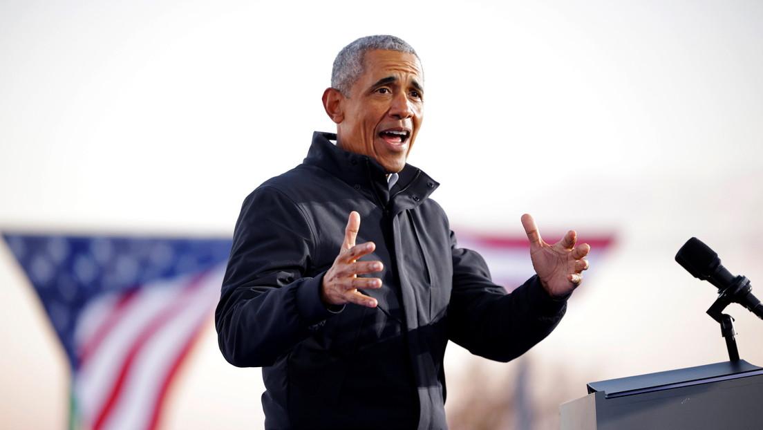 """Barack Obama sobre las grabaciones de ovnis: """"No sabemos exactamente qué son"""""""