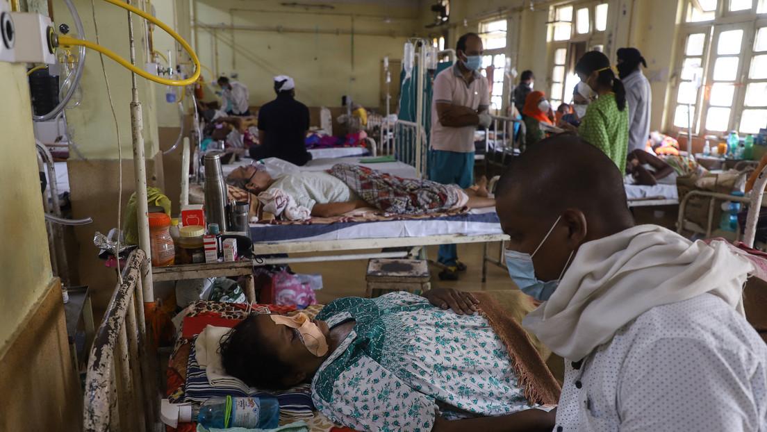 Una infección fúngica mortal se propaga entre los sobrevivientes del coronavirus en la India, y el Gobierno pide a los estados declarar la epidemia