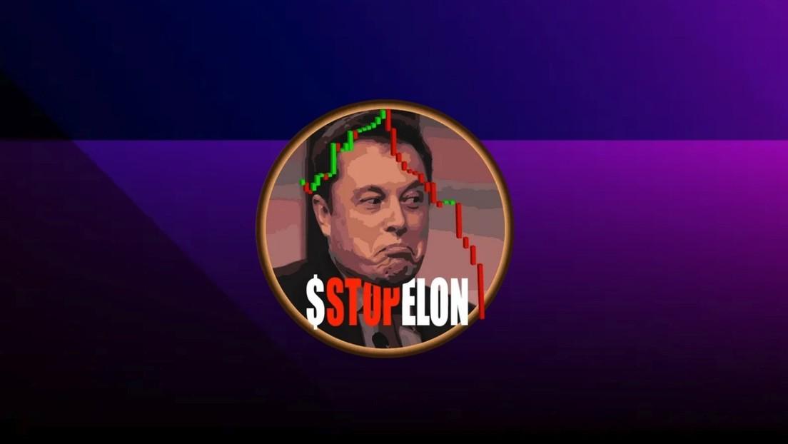 StopElon: sube meteóricamente una nueva criptomoneda concebida como arma contra Elon Musk