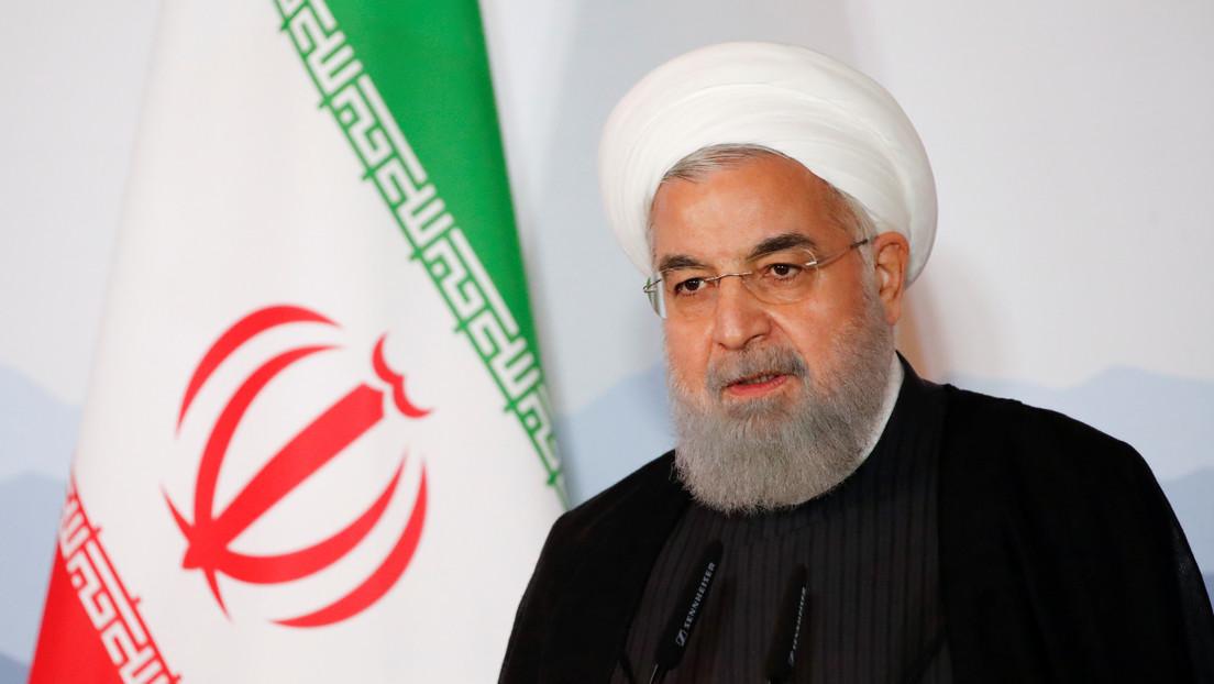 Rohaní anuncia que se ha alcanzado un acuerdo inicial para levantar las restricciones principales contra Irán