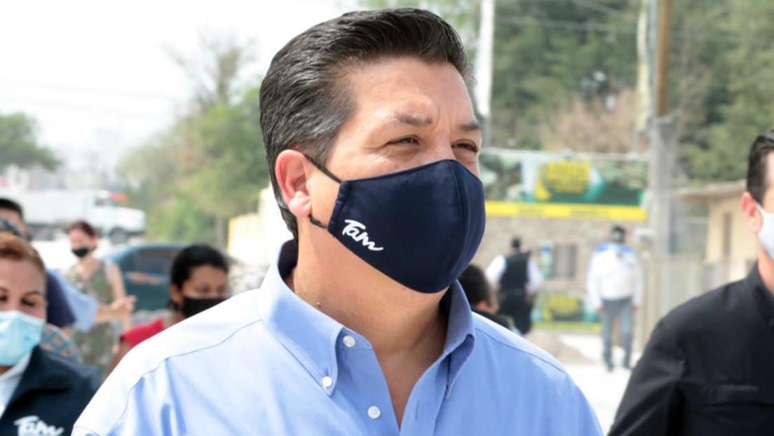 López Obrador revela que EE.UU. investiga al gobernador Cabeza de Vaca por presunto lavado de dinero