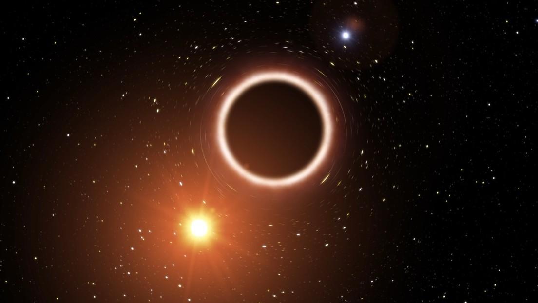 En el centro de nuestra galaxia no habría un agujero negro sino algo diferente, sugiere un estudio