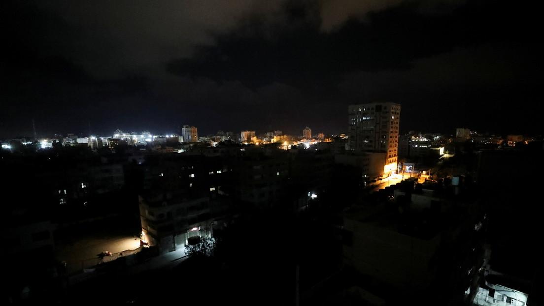 VIDEO: Inicio del cese el fuego en la Franja de Gaza