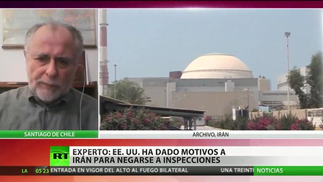 Expira el plazo del acuerdo sobre las inspecciones nucleares en Irán