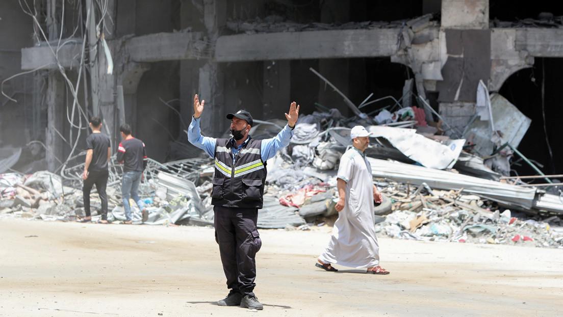 Hamás e Israel acuerdan el cese el fuego, pero dudan de la viabilidad de la tregua