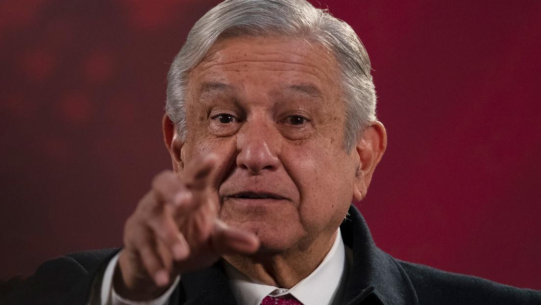 López Obrador anuncia que designará a un nuevo gobernador del Banco de México