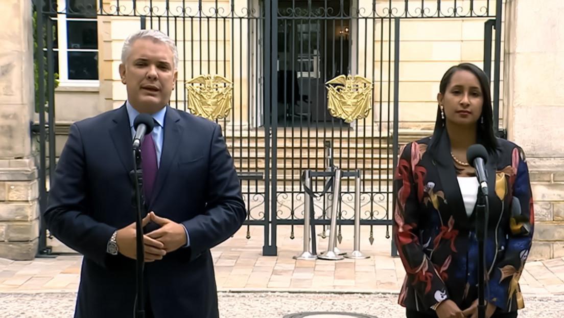 Duque hace el cuarto cambio en su Gabinete desde el inicio del paro: Angélica Mayolo es la nueva ministra de Cultura de Colombia