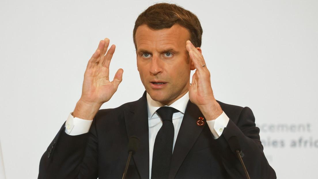"""Macron busca revitalizar la OTAN en un aparente cambio de su opinión sobre la """"muerte cerebral"""" de la Alianza"""