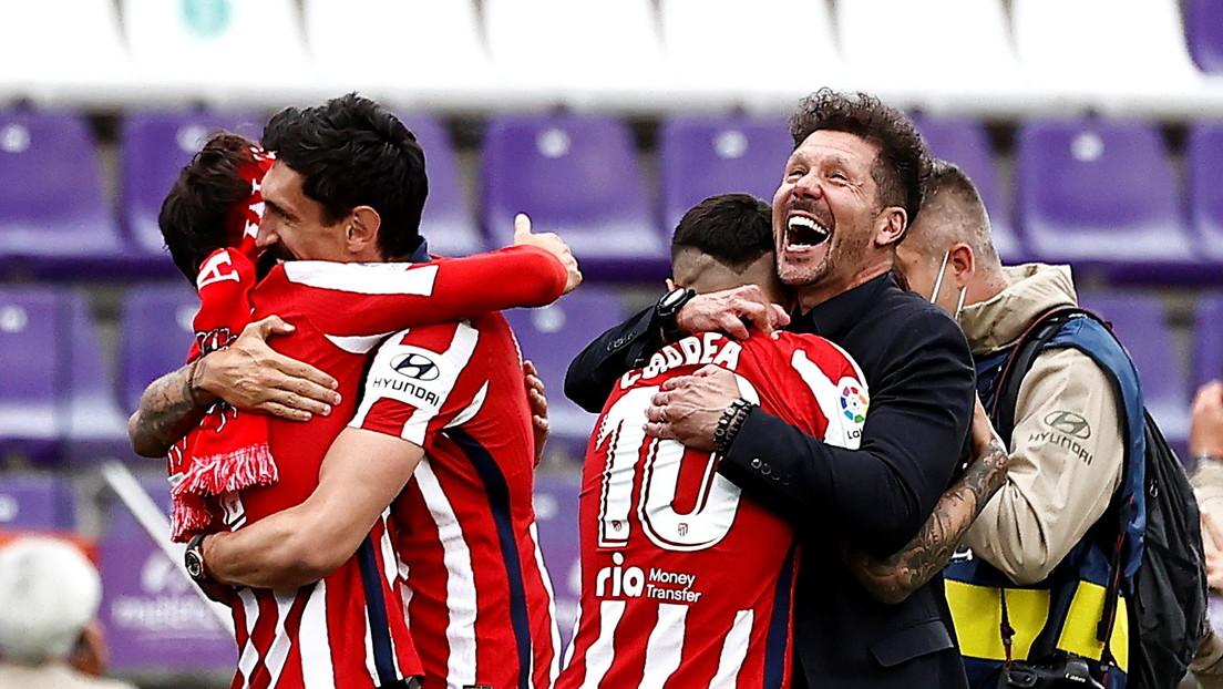 Los memes que dejó el título del Atlético de Madrid con un enorme Luis Suárez y sin los grandes favoritos