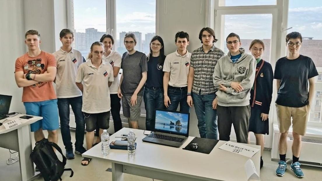 Estudiantes rusos establecen un récord al ganar 8 medallas de oro en la Olimpíada Asiática de Física