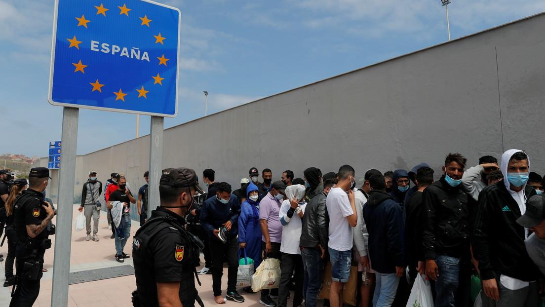 """""""La buena vecindad no es una calle de un solo sentido"""": Marruecos afirma que España """"creó una crisis y quiere que Europa la asuma"""""""