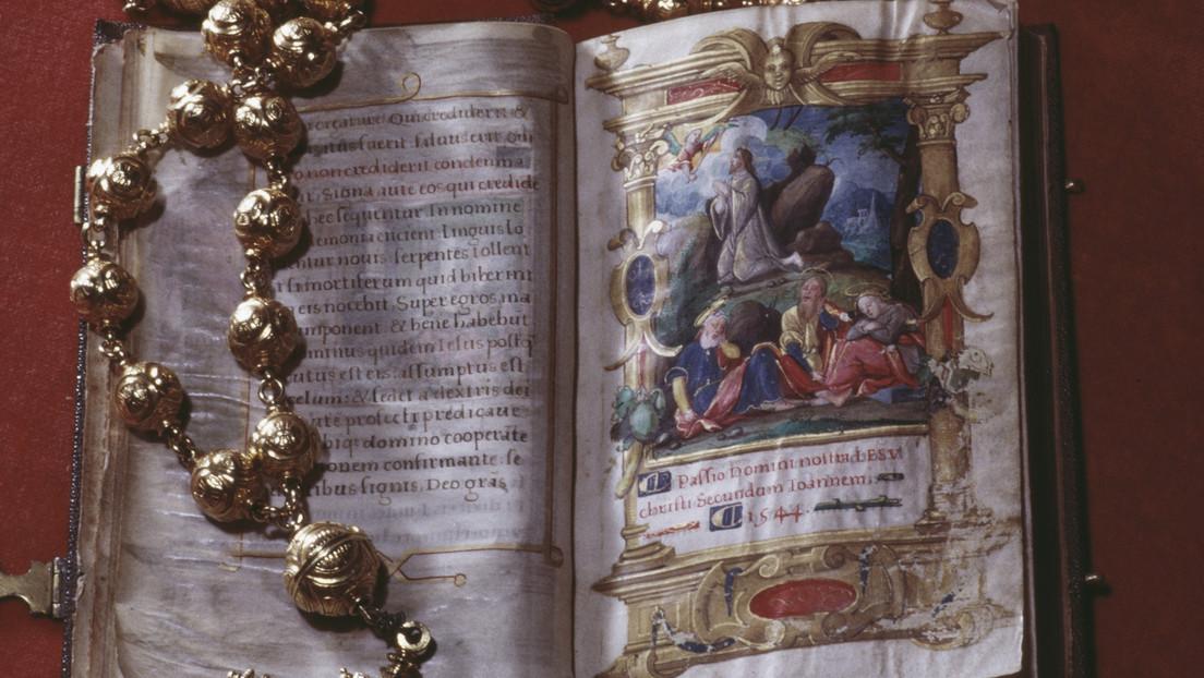 """Roban el rosario de la reina María Estuardo de Escocia y otros objetos """"de importancia histórica"""" en un castillo británico"""