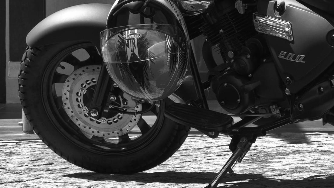 Una madre se mata cuando manejaba la moto de su hijo muerto hace un mes en otro siniestro