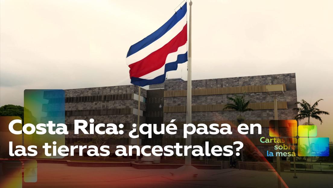 Costa Rica: ¿qué pasa en las tierras ancestrales?