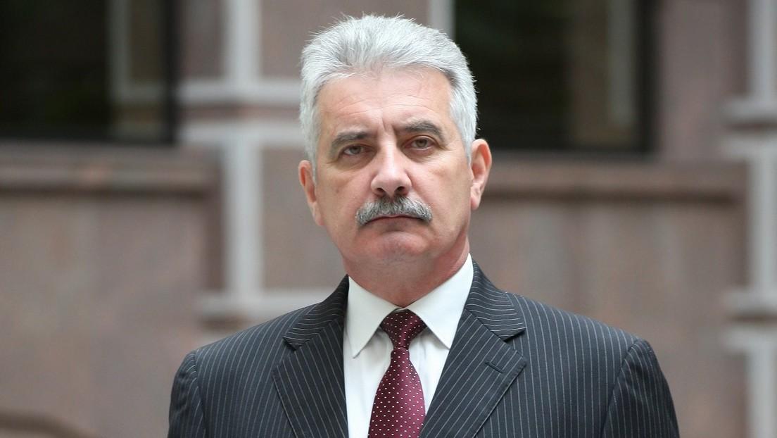"""""""Rusia no quiere remplazar a nadie en ningún punto del mundo, sólo queremos mantener buenas relaciones con El Salvador"""""""