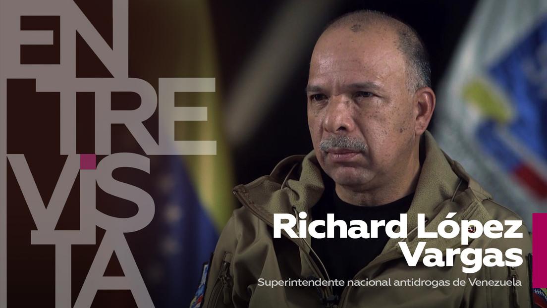 ¿Por qué es tan complicada la cooperación antinarcóticos con Colombia? Habla Richard López Vargas, superintendente nacional antidrogas de Venezuela