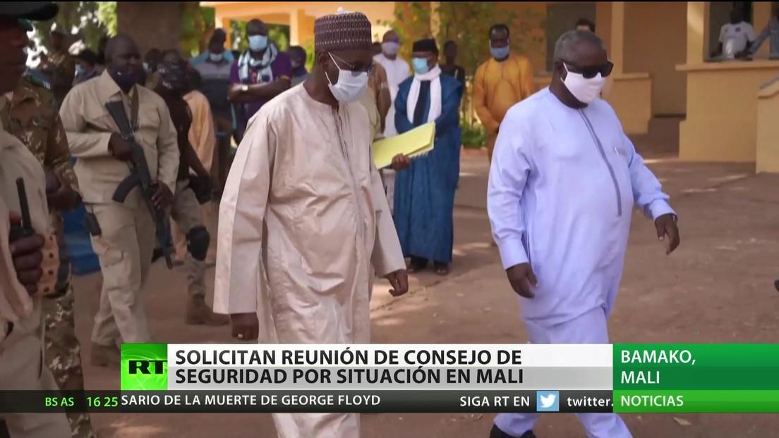 Solicitan la reunión del Consejo de Seguridad de la ONU por la situación en Malí