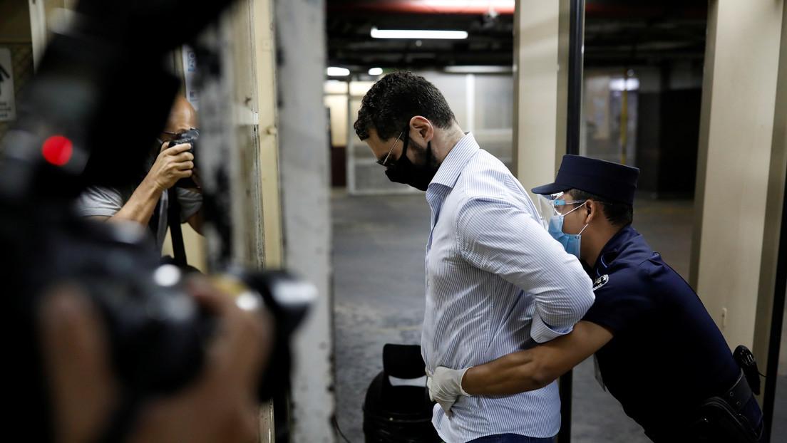 Justicia de Guatemala autoriza la extradición a EE.UU. de uno de los hijos del expresidente de Panamá Ricardo Martinelli