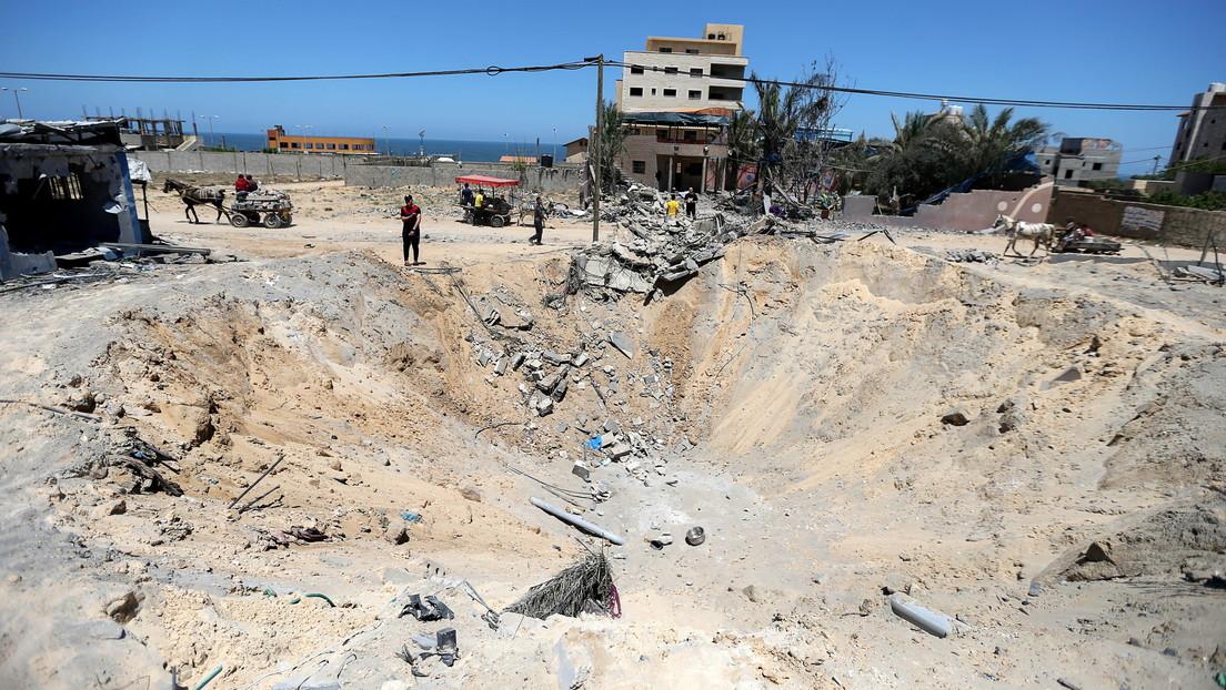 La Cúpula de Hierro derribó por error un dron israelí durante las hostilidades con Gaza