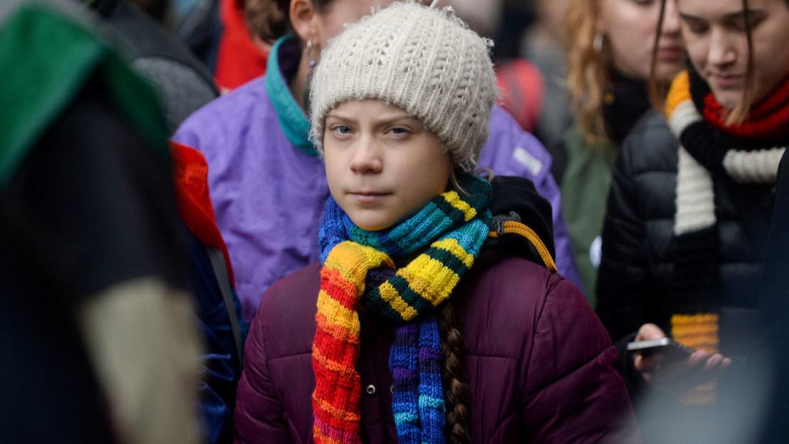 """Greta Thunberg advierte que el mundo va a estar """"j***do"""" si no adoptamos una dieta basada en plantas (y le 'muerden' en la Red)"""
