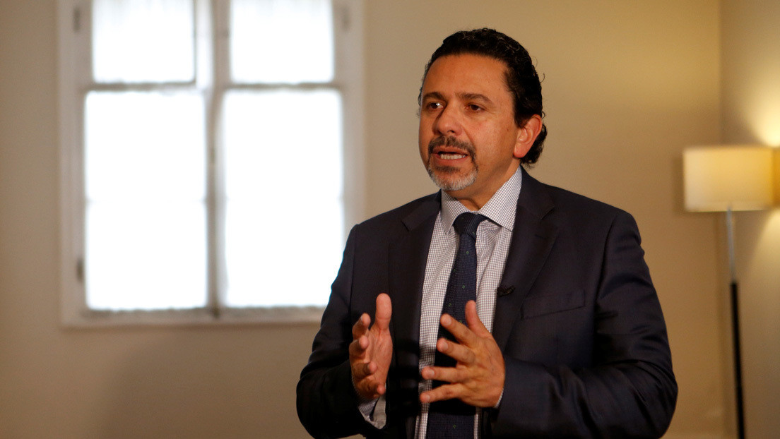 Miguel Ceballos confirma su candidatura presidencial en Colombia tras su dimisión como comisionado de paz de Iván Duque