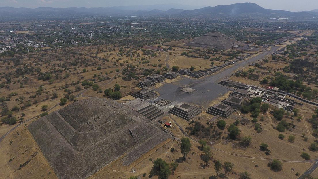 Teotihuacán, la zona arqueológica de las pirámides más visitadas de México que peligra por unas obras ilegales