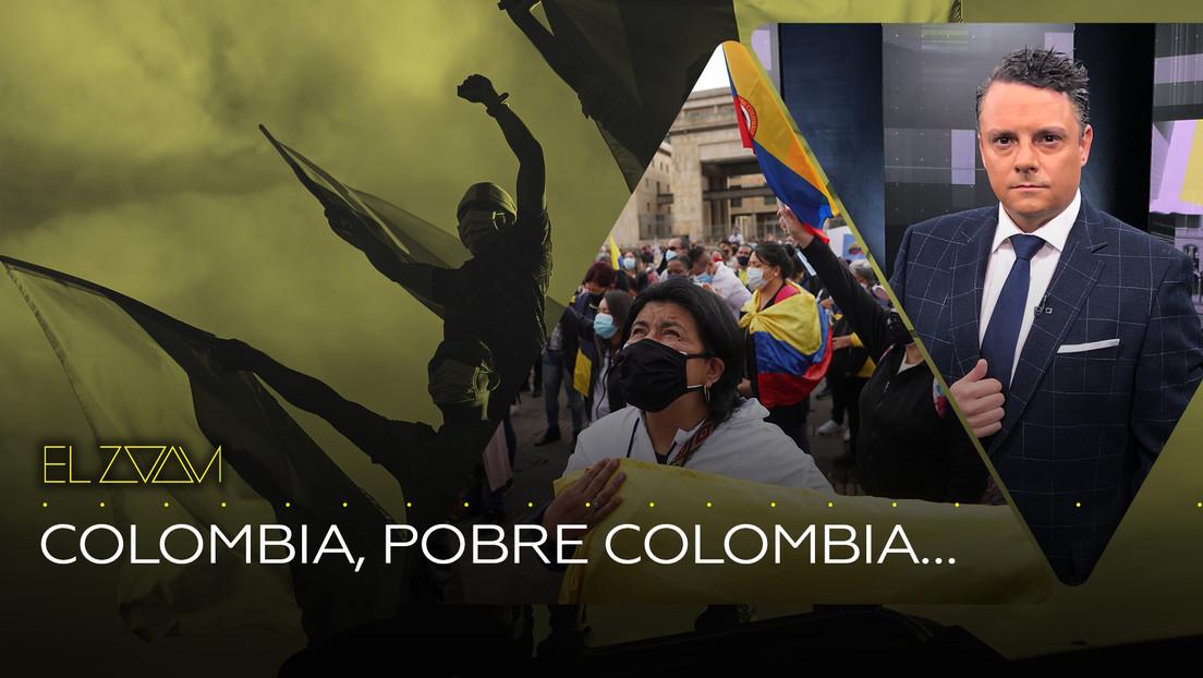Colombia, pobre Colombia…