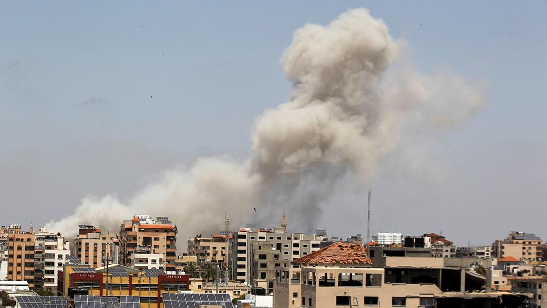 Bachelet advierte que los recientes ataques aéreos israelíes en Gaza podrían constituir crímenes de guerra