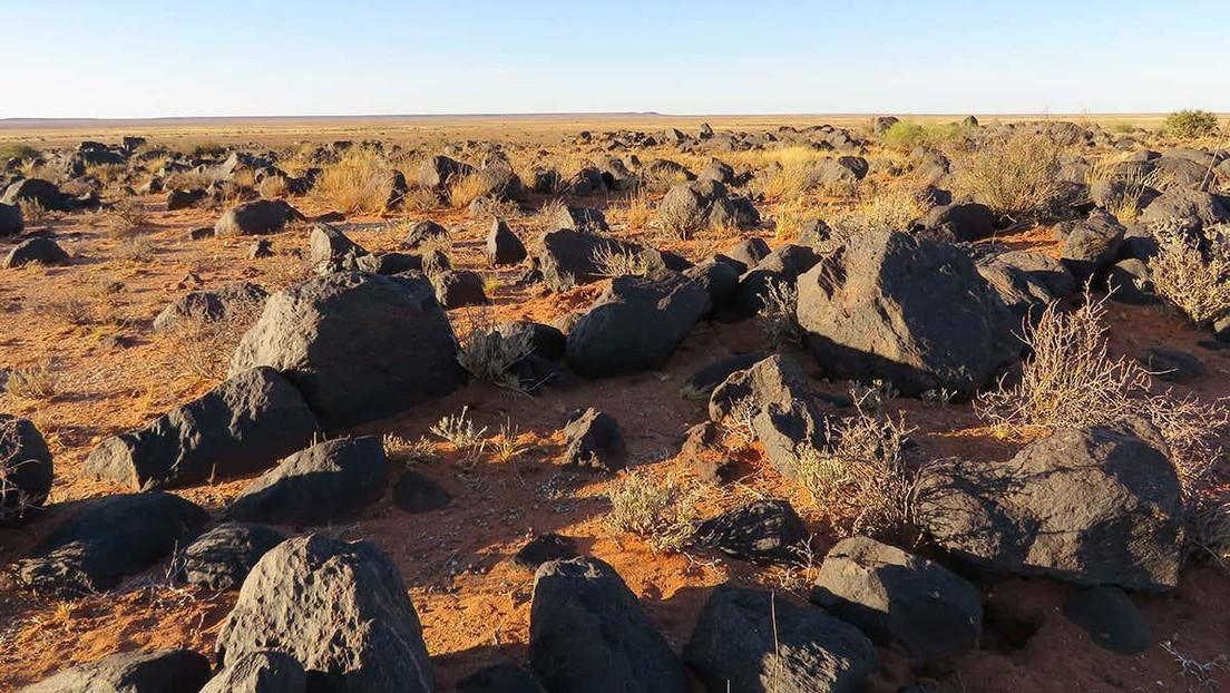 Cazadores de la Edad de Piedra construían trampas para acorralar animales en Sudáfrica